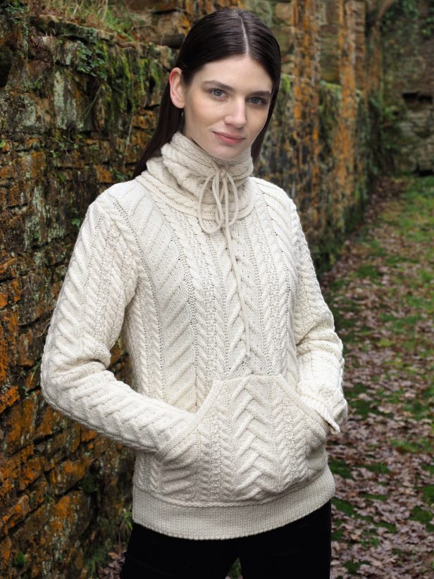 SUPER SOFT COWL NECK SWEATER CW4691