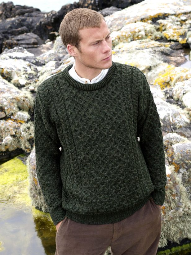 MERINO CREW NECK SWEATER C1949