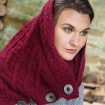 SUPER SOFT SNOOD N102 RASPBERRY